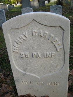 Henry M Cartell