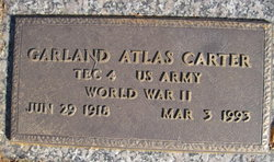 Garland Atlas Carter