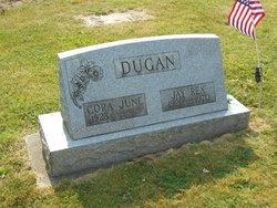 Cora June <i>McKinley</i> Dugan