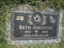 Willie Beth Johnston