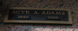 Acye A. Adams