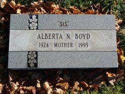 Alberta N. Boyd