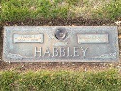 Mary Anna <i>Meyer</i> Habbley