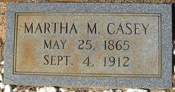 Martha <i>Mellon</i> Casey