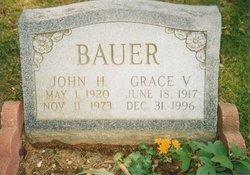 Grace Voorhest <i>Thurston</i> Bauer