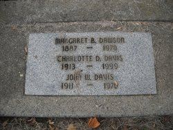 Margaret B. <i>Kingsberry</i> Dawson