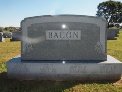 Bertha M. <i>Shortlidge</i> Bacon