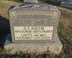 Lucy Lmira <i>Brackett</i> Austin