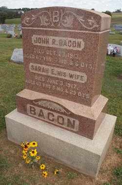 Sarah Ellen <i>Smith</i> Bacon