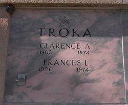 Clarence A Troka