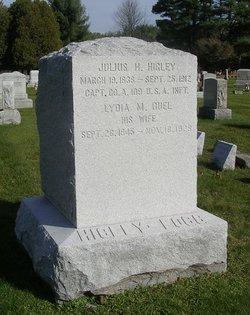 Julius Henry Higley
