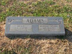Myrtle <i>Ashby</i> Adams
