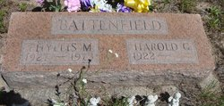 Phyllis Mae <i>Brainard</i> Battenfield