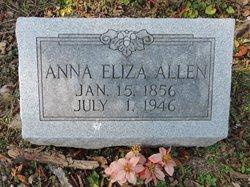 Anna Eliza Allen