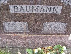 Marlin C. Baumann