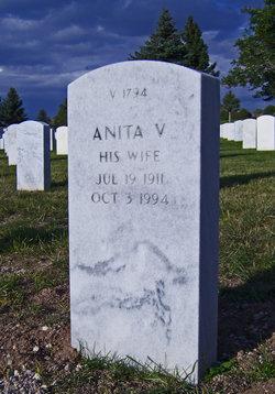 Anita V Trujillo