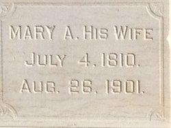 Mary Ann <i>Wright</i> Heard