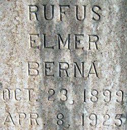 Rufus Elmer Berna
