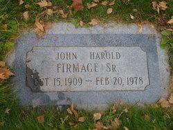 John Harold Firmage