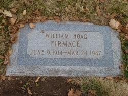 William Hoag Firmage