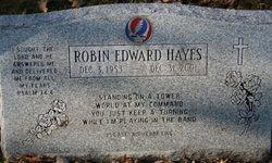 Robin Edward Hayes