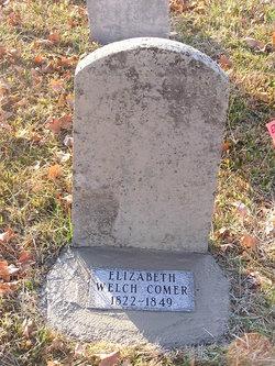 Elizabeth Ann <i>Welch</i> Comer