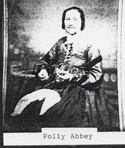 Polly Mary <i>Stanley</i> Abbey