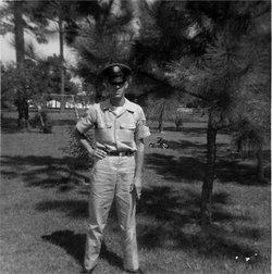 Sgt James Edward Benz