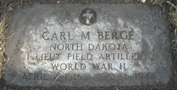 Lieut Carl M. Berge
