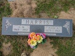 Julia Ann <i>Shafer</i> Harris
