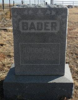 Rudolph D. Bader