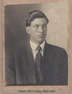 Hilborn Whit Hulsey