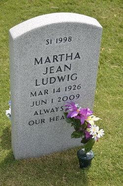 Martha Jean Ludwig