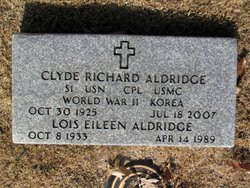 Lois Eileen <i>Morris</i> Aldridge