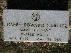 Joseph Edward Garlitz