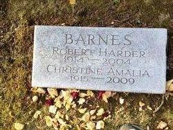 Christine <i>Legreid</i> Barnes