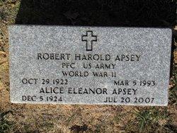 Robert Harold Apsey