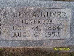 Lucy A. <i>Guyer</i> Tenbrook