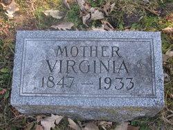 Virginia Jennie <i>Keister</i> Dawes