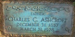 Charles C. Ashcroft