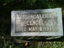 Louise <i>Galligan</i> Lengel