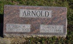 Julia H Arnold