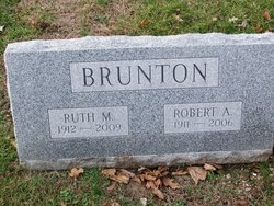 Ruth M. <i>Mapes</i> Brunton