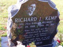 Richard James Kemp