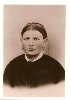 Catherine Barbara <i>Massoth</i> Seberger