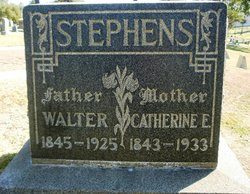 Walter Stephens