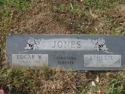 Ethel Lorene <i>Martin</i> Jones