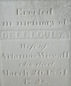 Dell Louisa Wiswall