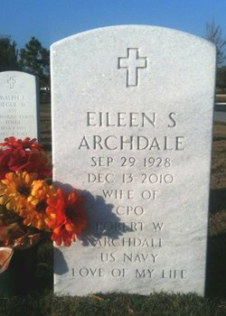 Eileen S <i>Kershaw</i> Archdale