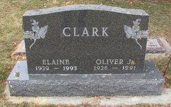 Elaine Myrtle <i>Von Ruden</i> Clark